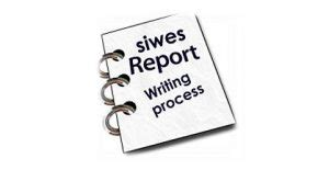 How to write an industrial training report